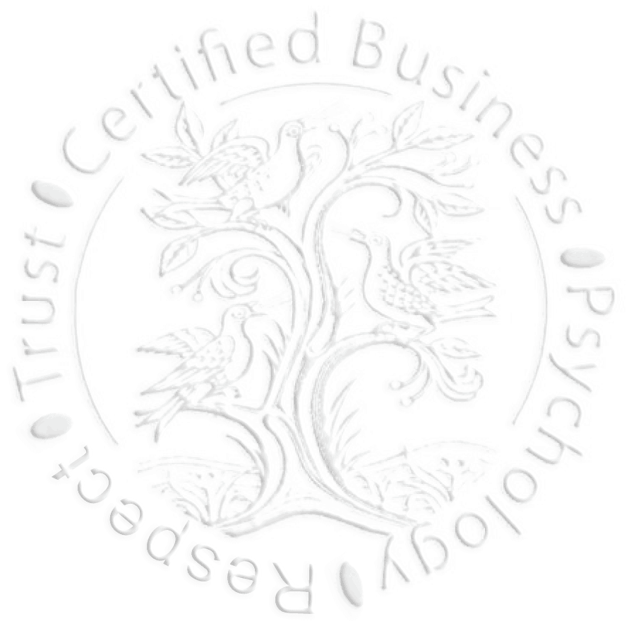 narcissism cured logo certified business, psychology, trust, respect